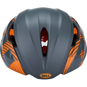 Bell Z20 Aero MIPS Casco, matte/gloss slate/orange